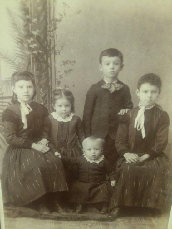 circa 1890, Stella, Nebraska